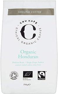 Cru Kafe Organic Honduran Ground Coffee 250G