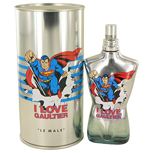 JEAN PAUL GAULTIER by Jean Paul Gaultier Superman Eau Fraiche Spray Limited Edition 4.2 oz Men
