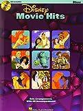DISNEY MOVIE HITS (OBOE) BOOK/CD by Various (20-Nov-2003) Paperback