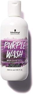 Schwarzkopf Bold Color Wash Champú MoradoVioleta Wash 300Ml