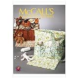 Mc Call´s Schnittmuster 6617 Windeltaschen,Diaper Bags,Bolsas de Pañales in 2 Varianten Gr. 33 x 33 cm