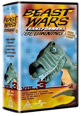 Beast Wars - Transformers - The Beginning - Vol. 3