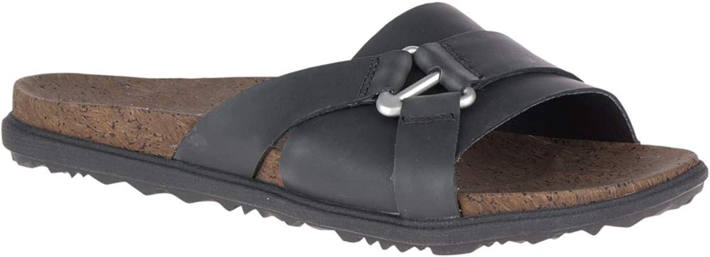 Merrell kvinnor springat springat springat Town Chey Slide Slippers  till salu 70% rabatt