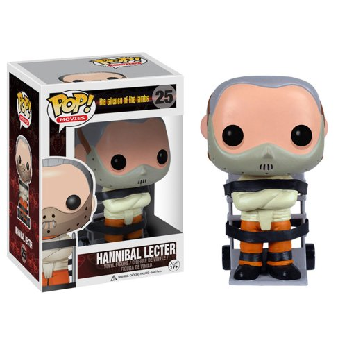 POP! Vinilo - Movies: Hannibal Lecter