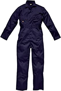 Mens Redhawk Stud Front Overalls/Coverall