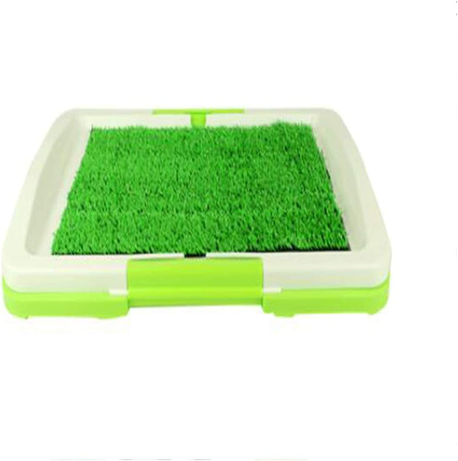 North cool Lawn Pet Cat Dog Toilet, Pet Potty Urinal Large and Medium Dog Toilet4734  5.5cm