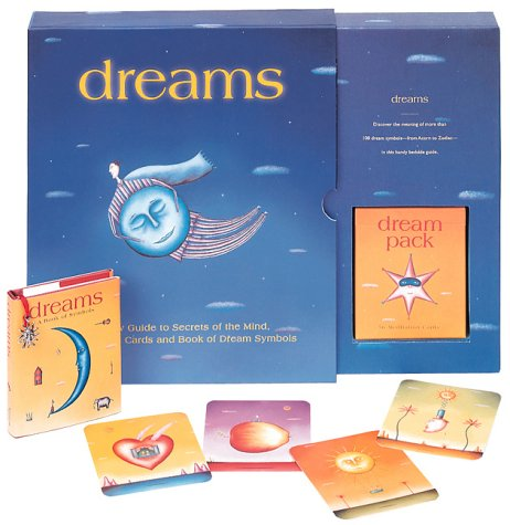Download Dreams: A New Guide to the Secrets of the Mind, With Dream Cards and Book of Dream Symbols (Miniature Editions) 0762403306