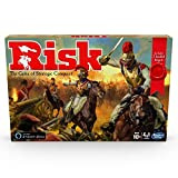 Hasbro Gaming Risk Game with Dragon; for Use with Amazon Alexa; Strategy Board Game Ages 10 and Up; with Special Dragon Token (Amazon Exclusive)