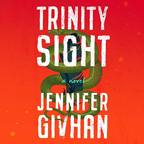 Trinity Sight audiobook cover art
