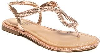 Women's Saxxy Rhinestone Glitter Sandals