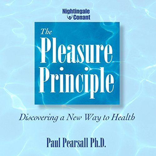 The Pleasure Principle audiobook cover art