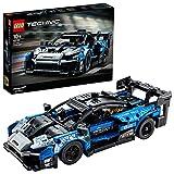 LEGO42123TechnicMcLarenSennaGTR,SetdeConstruccióndeCochedeCarreras,ModeloColeccionable,Supercoches