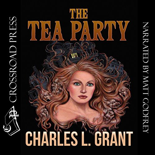 The Tea Party audiobook cover art