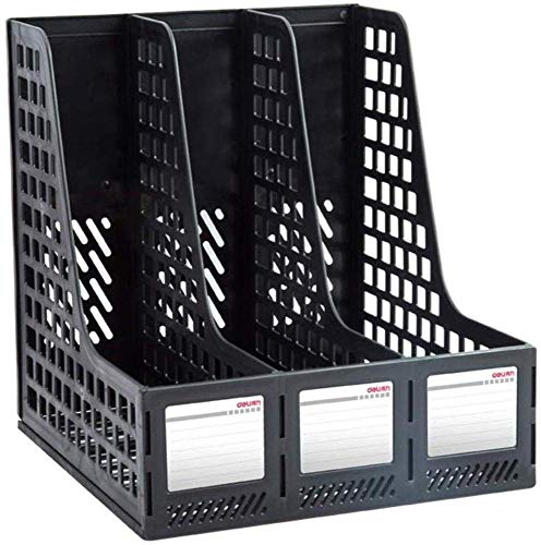 Gabinete de presentación, archivo de revista Papelería de papelería Malla de malla Rack Triple File Racks Archivo Racks File Bar Bar Barras Libros Oficina y Suministros Escolares Caja de archivos (Col