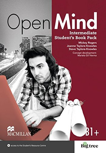 Intermediate: Open Mind. Student's Book with Webcode