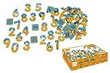 Scratch Magnetverschluss Safari Zahlen -