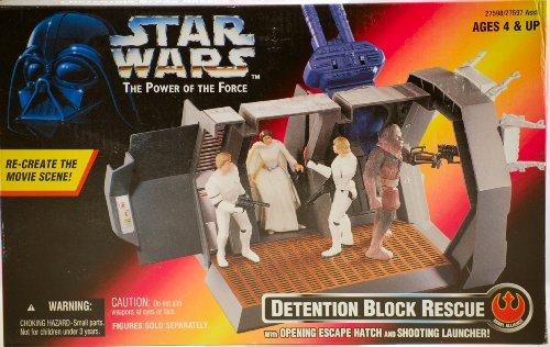 STAR Wars POTF 2 Chewbacca 1995 Action Figure Hasbro Kenner 153