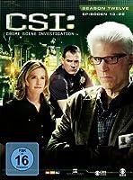 CSI - Crime Scene Investigation Season 12 - Box 2