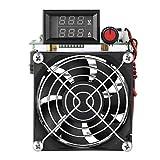Carga de Prueba electrónica, Ventilador de Bola Liberación de Corriente Constante Carga de 0-20 A Capacidad de la batería Componentes de plástico y electrónicos