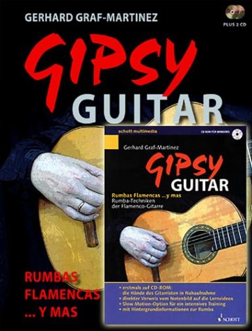 Gipsy Guitar, m. 2 Audio-CDs u. 1 CD-ROM