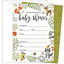 Baby shower invitations oh my baby shower with pre printed invitations youll just need to fill out the who what where and when this can be simple but it can also be time consuming filmwisefo