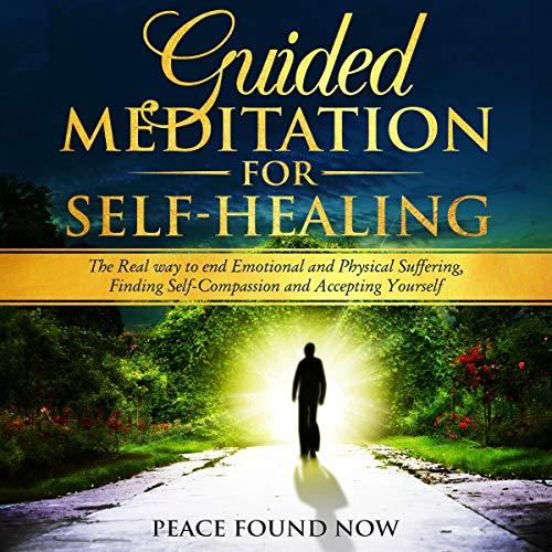 Guided Meditation for Self-Healing audiobook cover art