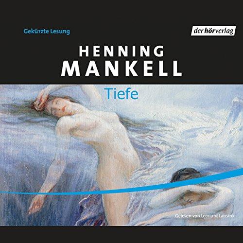 Tiefe audiobook cover art
