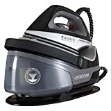 Tower Steam Generator Iron with Non-Stick Ceramic Soleplate, Adjustable Thermostat Control, Variable Settings