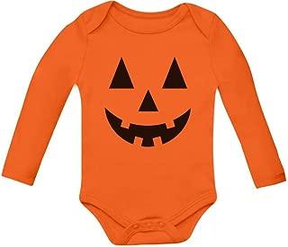 Cute Little Pumpkin - Halloween Infant Jack O' Lantern Baby Bodysuit