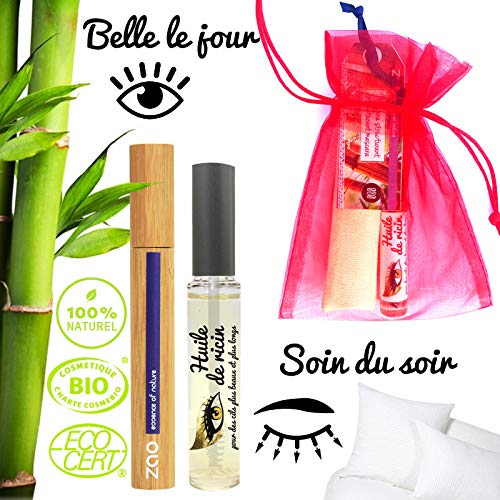 Offre duo mascaras jour & nuit - Zao/Naturafro
