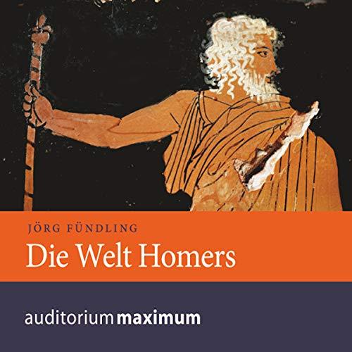 Die Welt Homers Titelbild