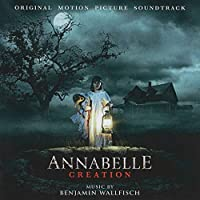ANNABELLE CREATION (SOUNDTRACK) [LP] (WHITE COLORED VINYL) [12 inch Analog]