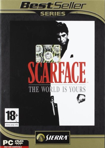 Scarface: The World Is Yours [Importación italiana]