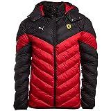 Puma Scuderia Ferrari Race MCS EcoLite Men's Jacket, Rosso Corsa, M