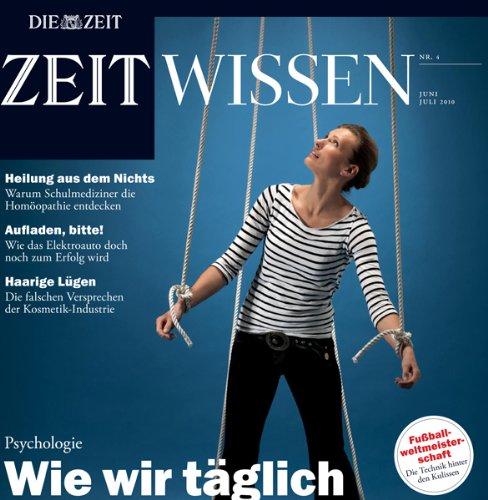 ZeitWissen, Juni/Juli 2010 Titelbild