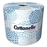 Cottonelle Professional Bulk Toilet Paper for Business (17713), Standard Toilet Paper Rolls, 2-…