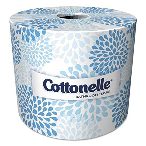 Cottonelle Professional Bulk Toilet Paper for Business (17713), Standard Toilet Paper Rolls, 2-PLY, White, 60 Rolls / Case, 451 Sheets / Roll
