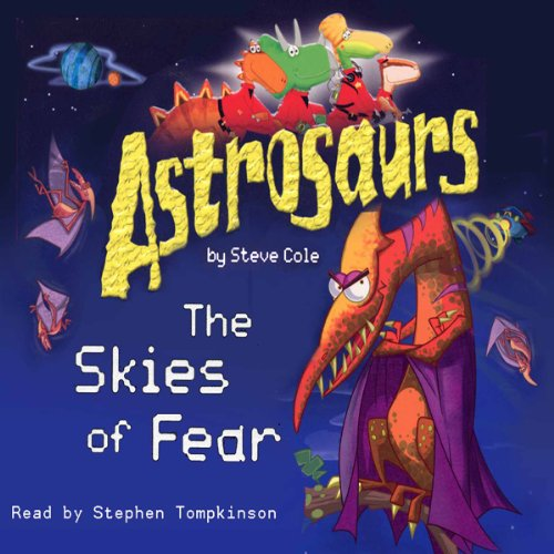 Astrosaurs: The Skies of Fear cover art