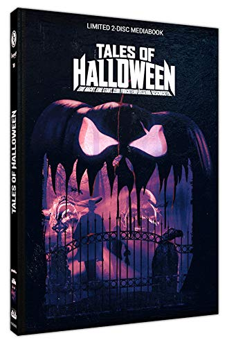 Tales of Halloween - Trick or Treat Edition - Mediabook - Cover C - Limited Edition auf 66 Stück (+ DVD) [Alemania] [Blu-ray]