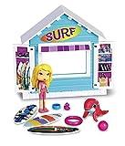 Mymy City- Wendy Wave Shop, Tiendecita de Surf y Accesorios con Figuras niñas a Partir de 3 años (Famosa 700015596)