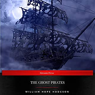 The Ghost Pirates audiobook cover art
