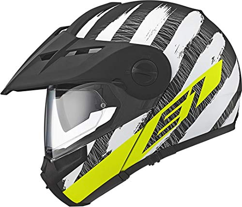 Casco Schuberth E1 Hunter amarillo