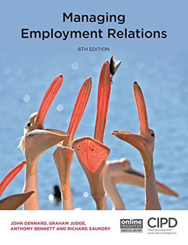 Managing Employment Relations (Cipd) (English Edition)