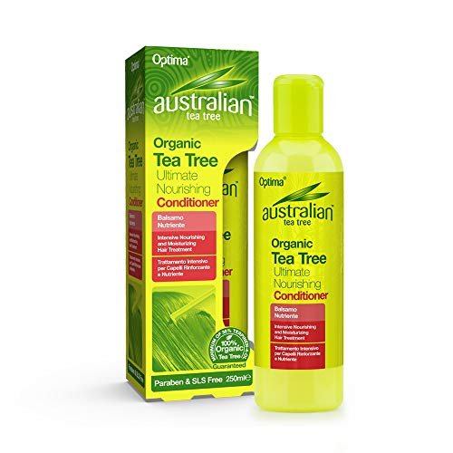 Optima Australian Tea Tree Conditioner Anti-Roos, 250 Ml