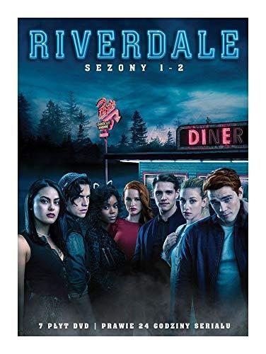 Riverdale Season 1-2 (BOX) [7DVD] (Audio italiano. Sottotitoli in italiano)