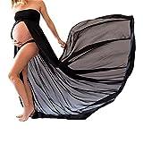 Faith Wings Frauen Foto Shoot Kleidung Schwangerschaftskleid