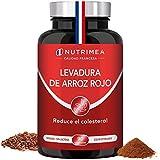 Levadura Roja de Arroz Coenzima Q10 Baja Tu Colesterol Monacolina K CoQ10 Dosis Concentrada Arroz...