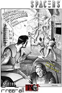 The Straits Of Sublight: A Complete Rocketmen Vs. The Saucers Game