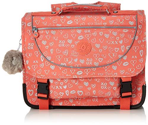 Kipling PREPPY kinderrugzak, 41 cm, 21 liter, Hearty Pink Met