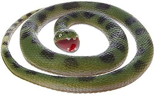 Todo en alta calidad y bajo precio. 46 verde Rubber Rubber Rubber Anaconda by Wild Republic  te hará satisfecho